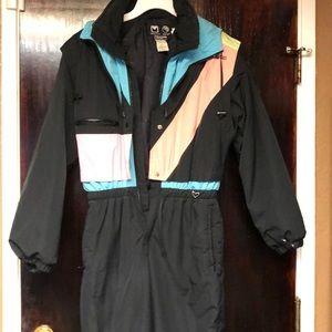 Ladies ski suit, by thinsulate obermeyer